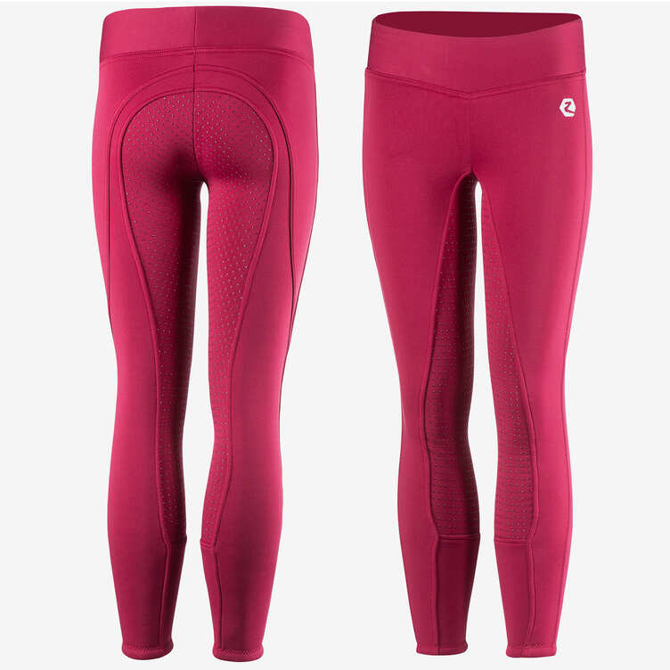 Active Kids Winter Tights - Fuchsia