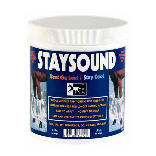 AHD - Stay Sound Clay Poultice