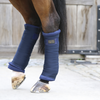 Kentucky - Stable Bandage Pads - Set of 4 - Navy