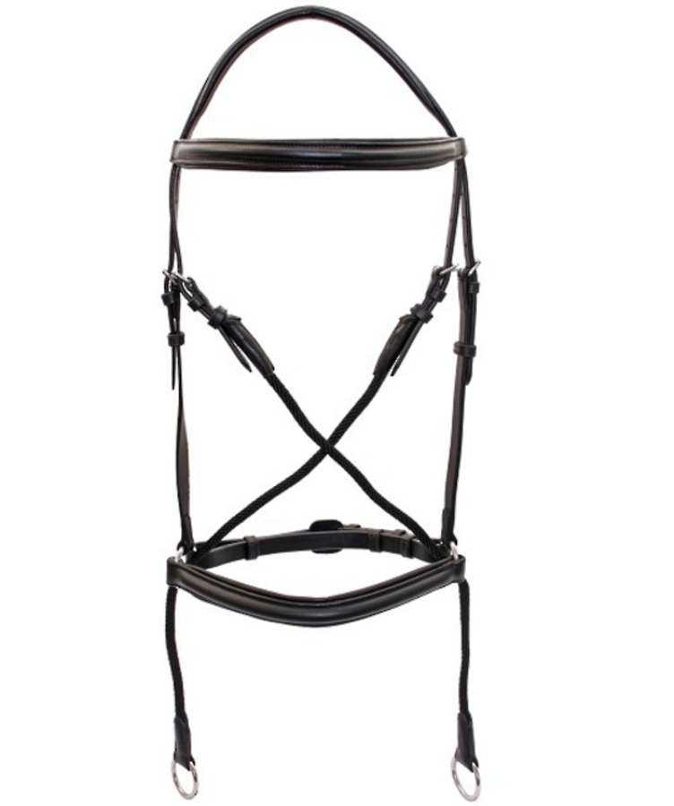 Platinum - Bitless Bridle