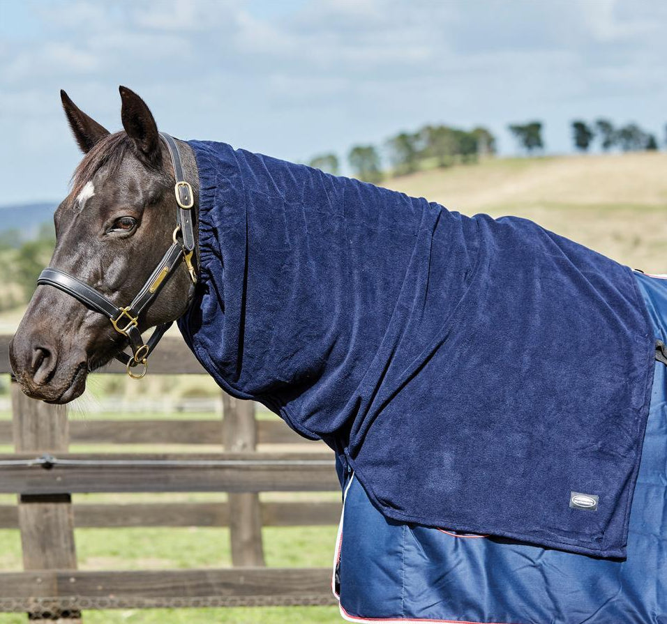 Weatherbeeta - Cosy Deluxe Fleece Neck Rug