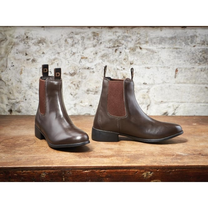 Dublin - Foundation Jodphur Boots - Brown (Childs)