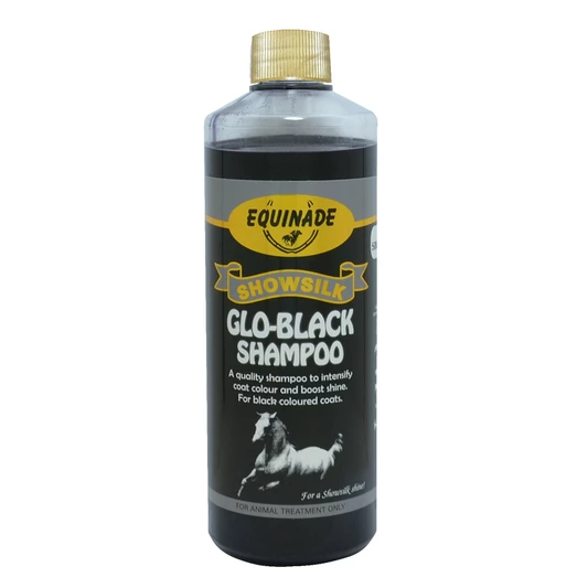 Show Silk Glo-Black Shampoo - 500ml