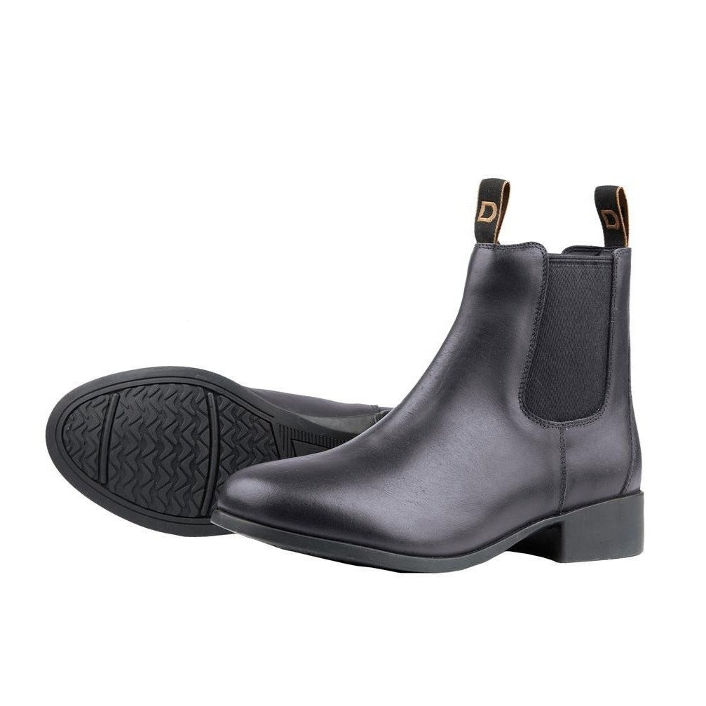Dublin - Foundation Jodphur Boots - Black (Ladies)