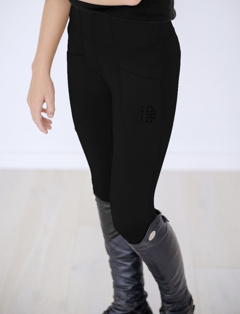 Beyond The Bit - Training Tights - Black
