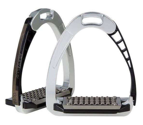 AluPro Safety Stirrups - Aluminum