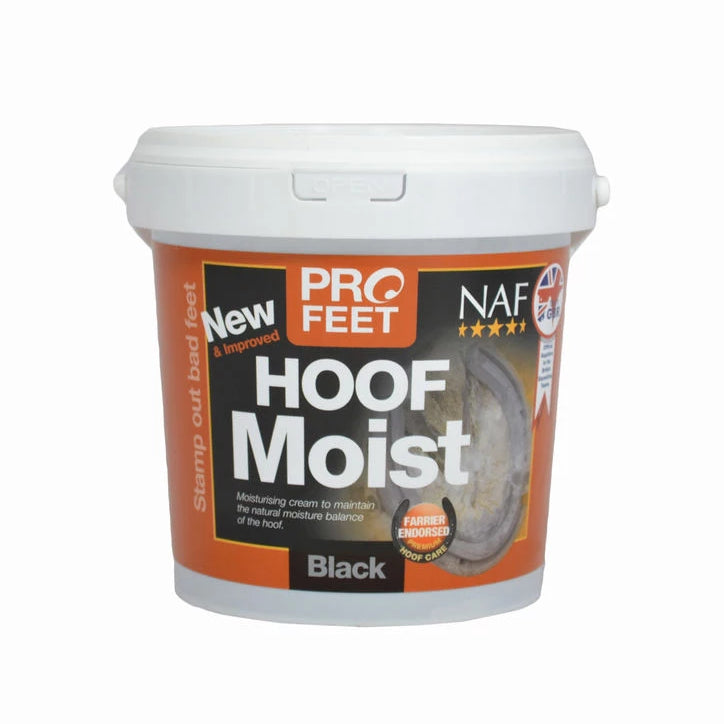 NAF - Pro Feet Hoof Moist Black - 900gm