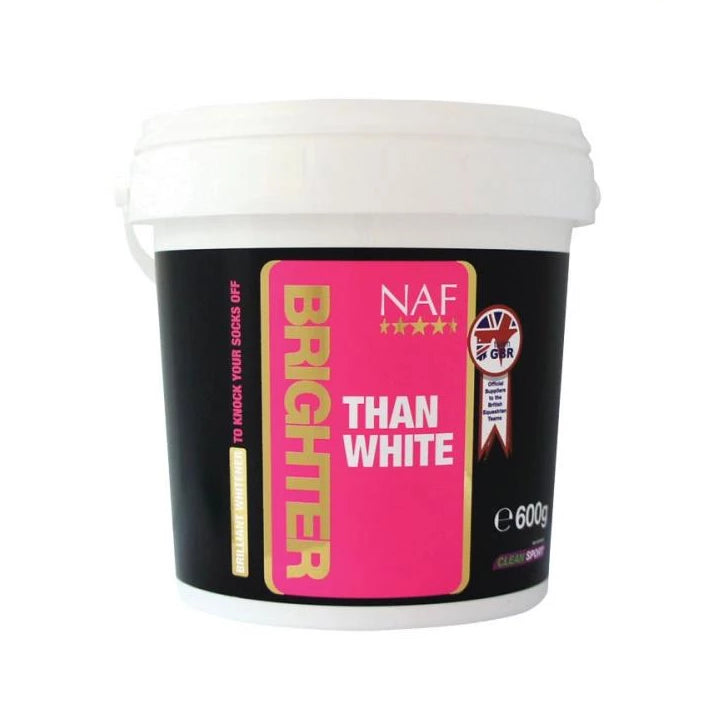 NAF - Brighter Than White - 600gm