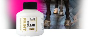 NAF - Paint It Hoof Polish Clear - 250ml