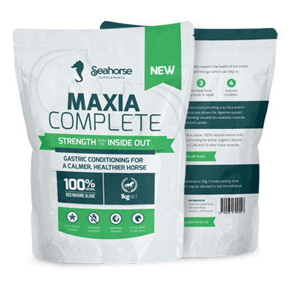 Seahorse Supplements - Maxia Complete