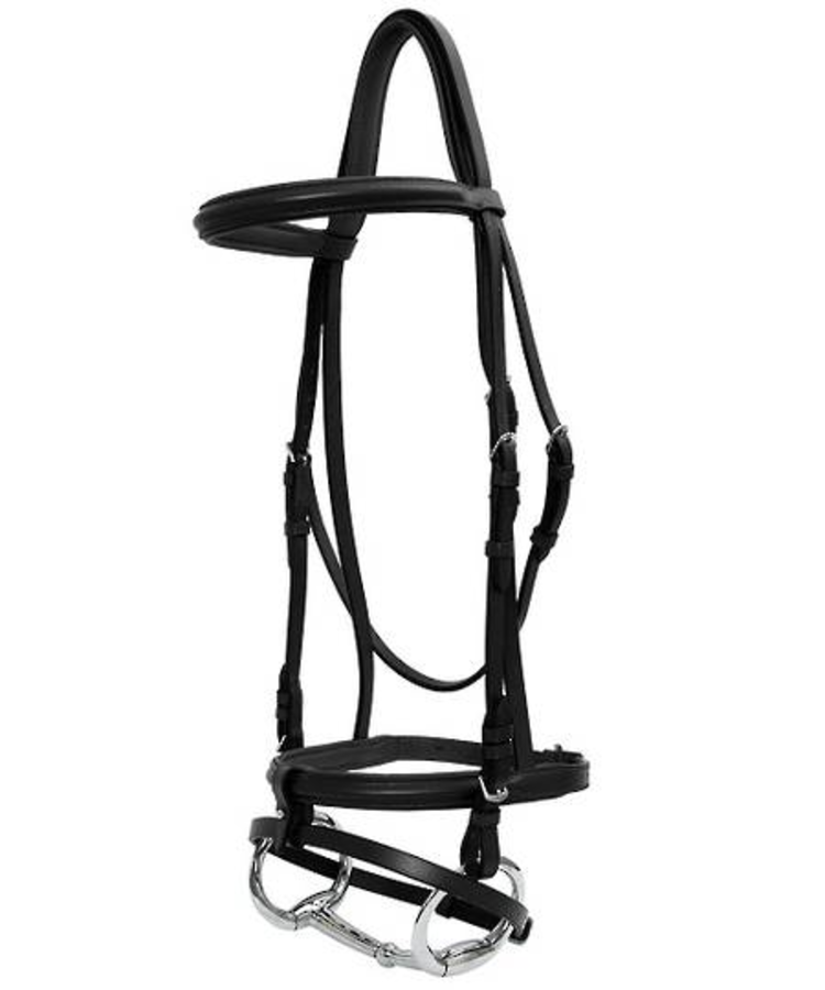 Platinum - Hanoverian Bridle