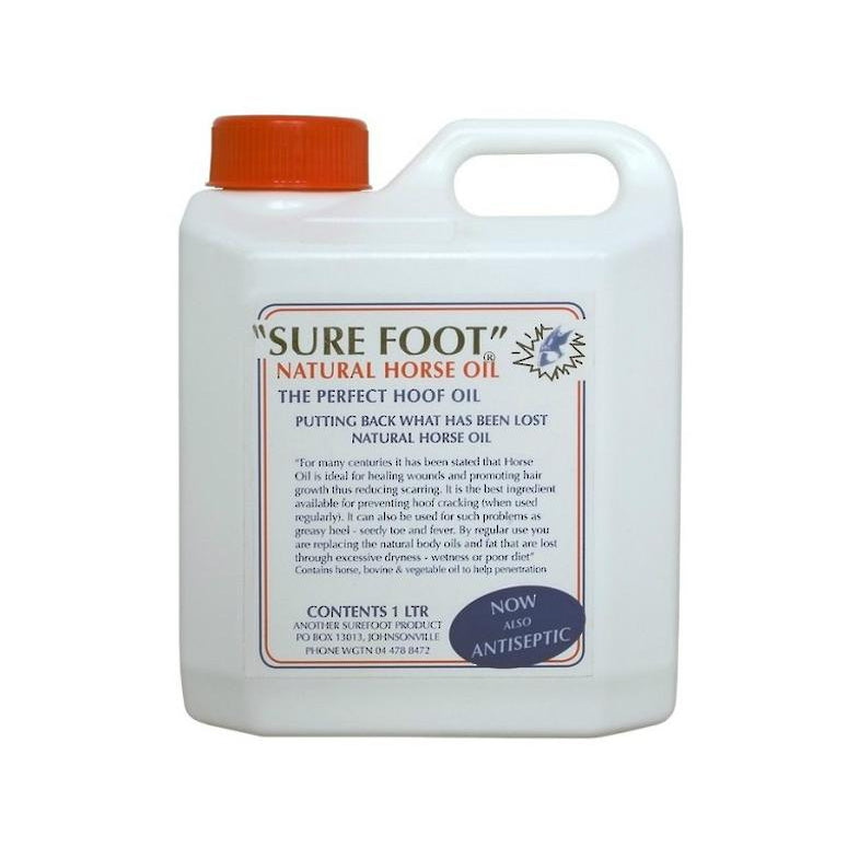 Surefoot - Natural Horse Oil