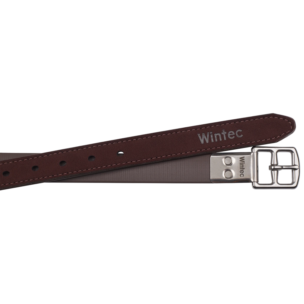 Wintec - Heavy Duty Stirrup Straps - Brown