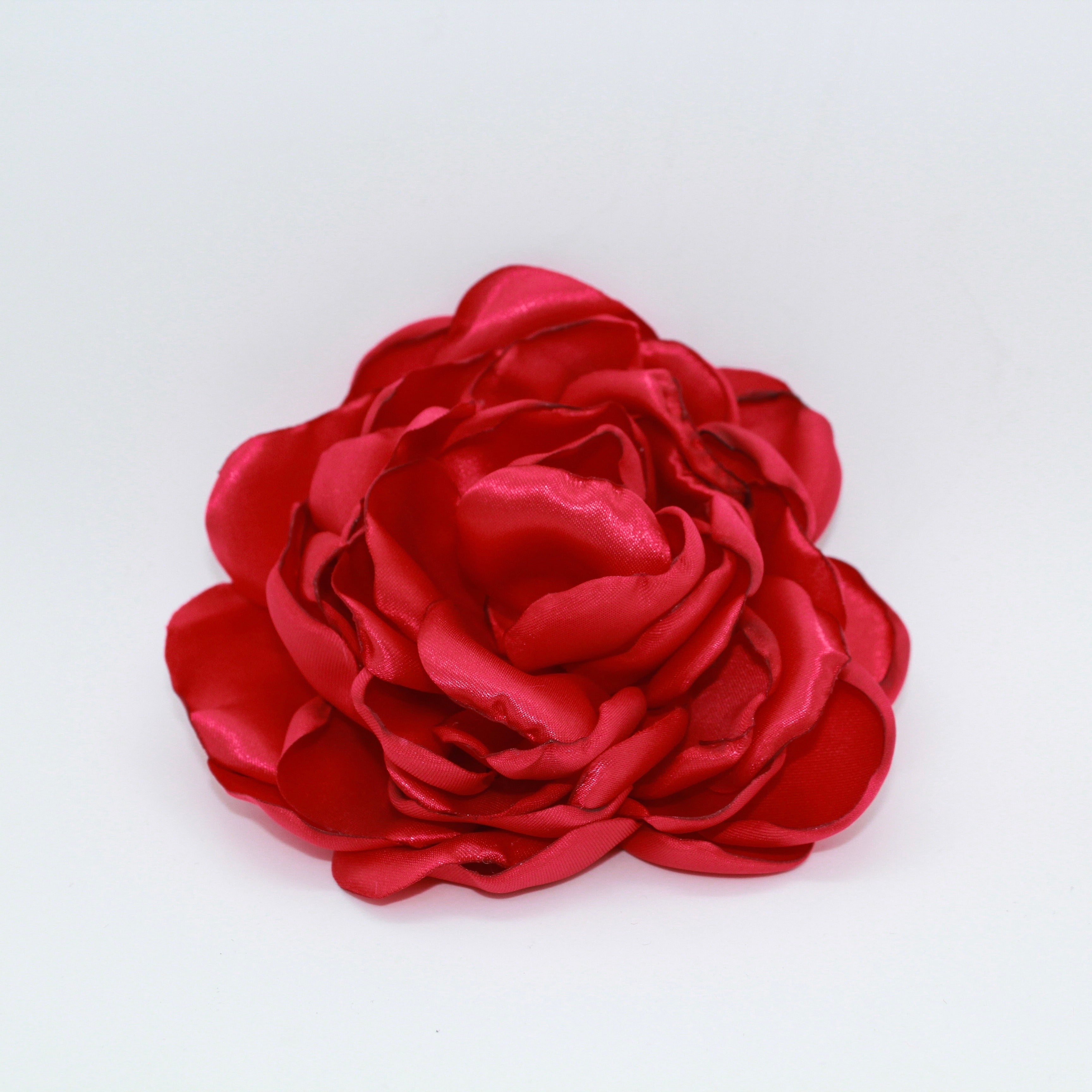 Lisse hair clip (red)