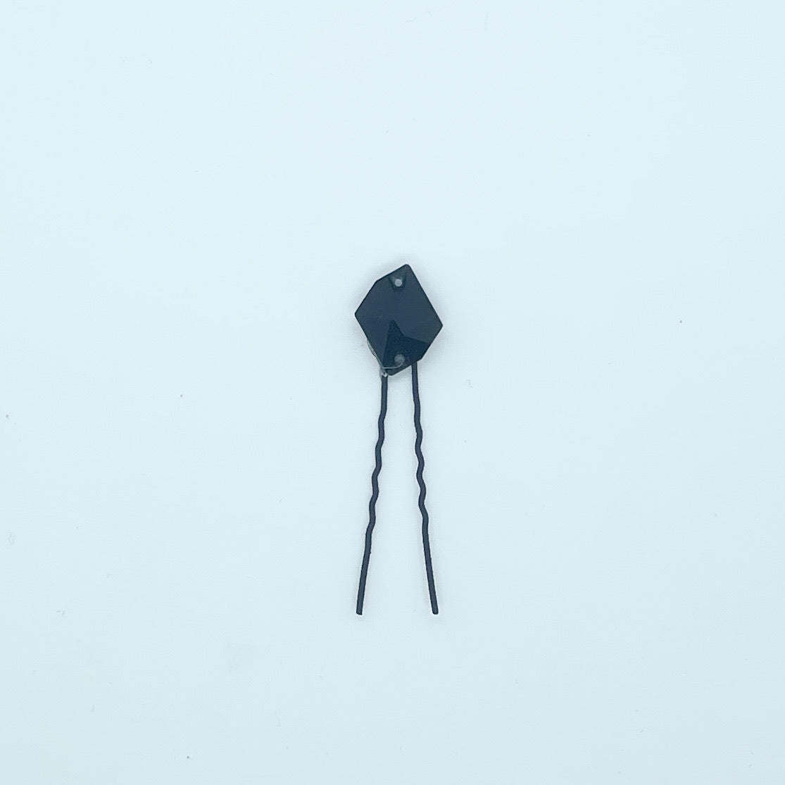 London hair pin (Black)