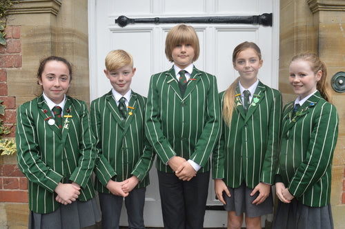 Terra Nova School's Heads of Houses for academic year 2019-20 are appointed