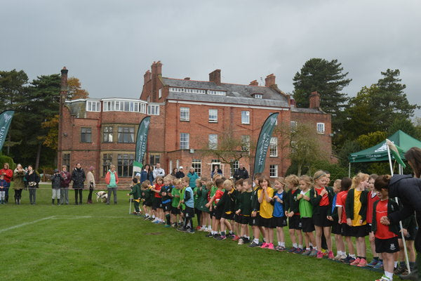 House cross country competition completes the 1st half term of the autumn term
