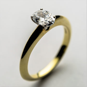 JRE 02 Diamond Engagement Ring