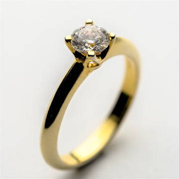 JRE 03 Diamond Engagement Ring