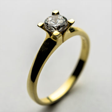 JRE 04 Diamond Engagement Ring