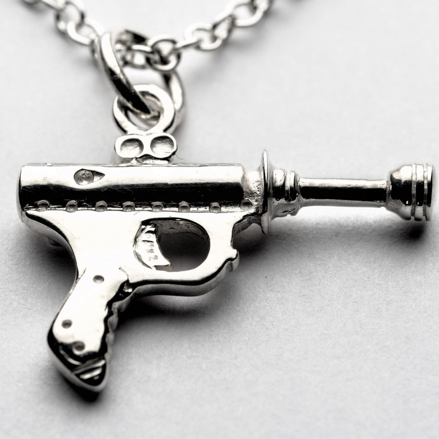 JRSP 02N Ray-gun Necklace