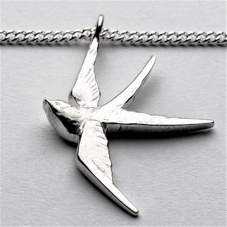 JRSW 03 Classic Small Swallow Necklace