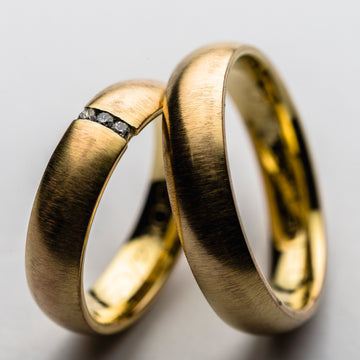 JRW 03 Drifter Wedding Ring