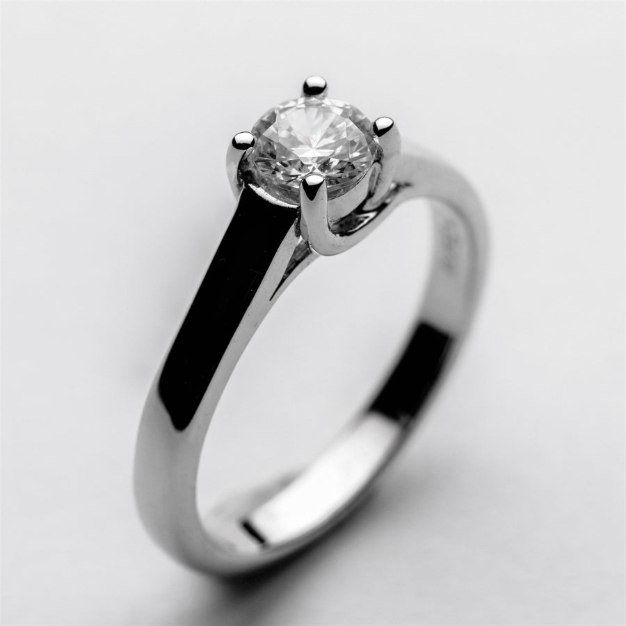 JRE 06 Diamond Engagement Ring