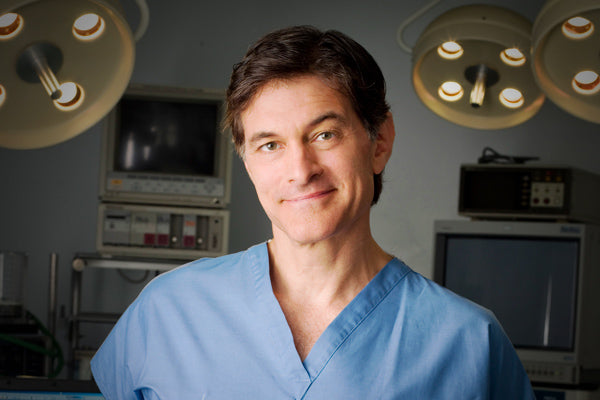 Dr. Oz And The Apple Test