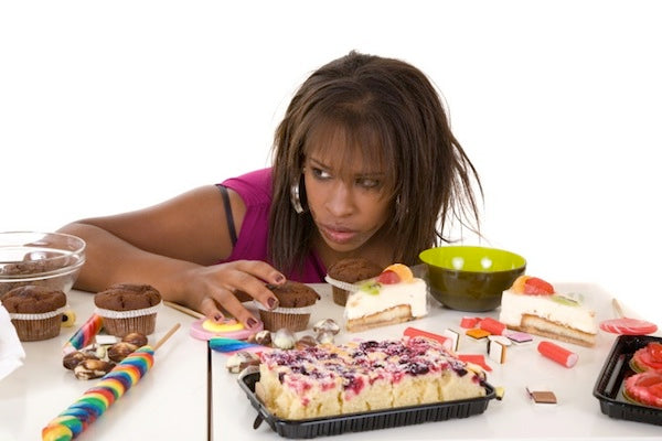 Emotional Eating and Your Heathy Thin Mentality