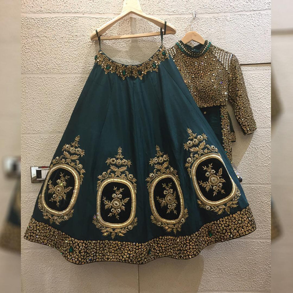 The Ultimate Trending designer lehenga designs 2020