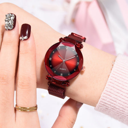 MEHROON Magnetic Starry Sky Watch