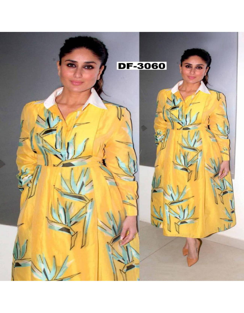 KAREENA KAPOOR KHAN BOLLYWOOD STYLE KURTI