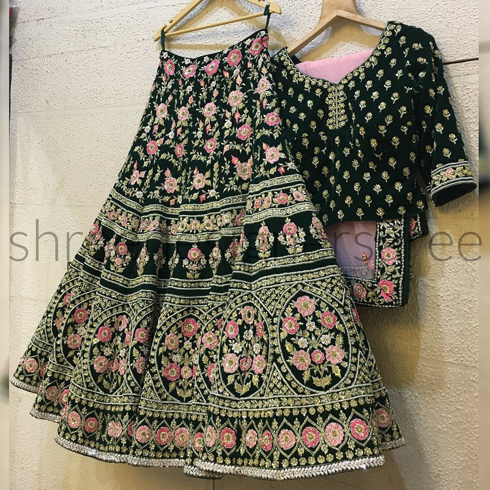 The Trending designer lehenga designs 2020
