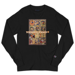 Ancient Psychedelia Men's Champion Long Tee