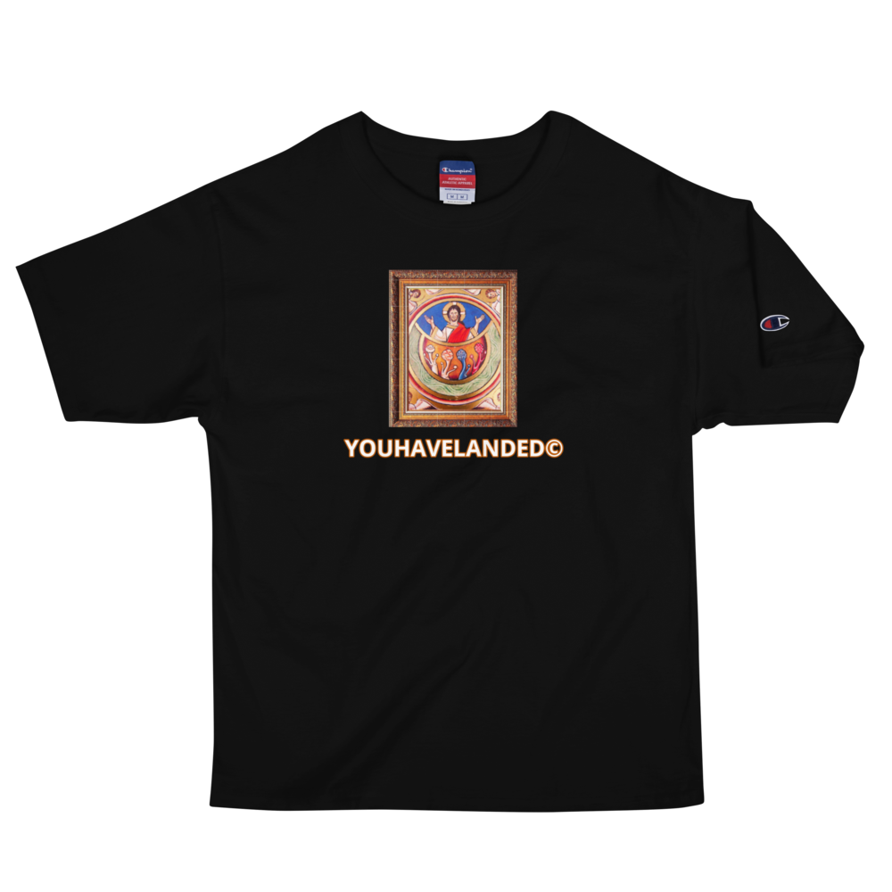Shroom Jesus Men's Champion T-Shirt