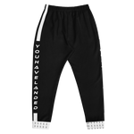 Black Athletic Joggers