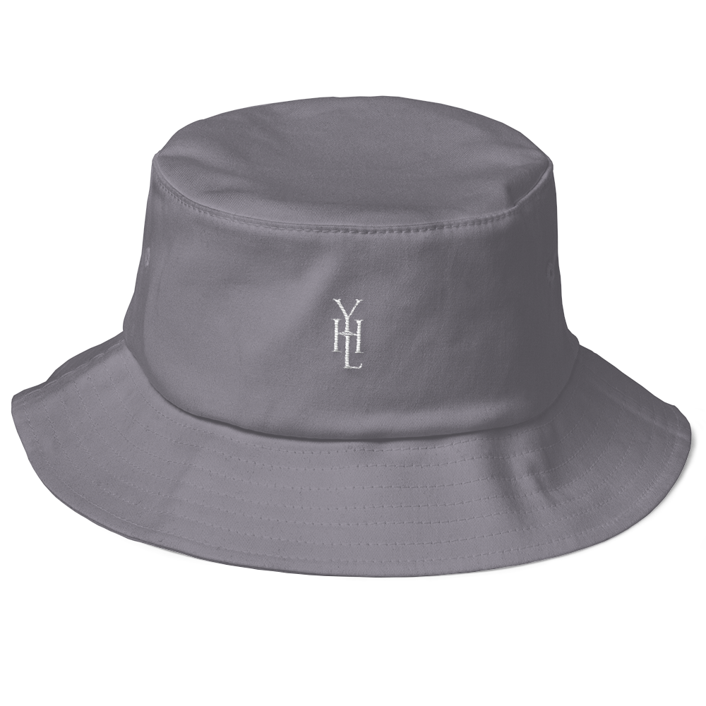 Embroidered Logo Bucket Hat - YOUHAVELANDED