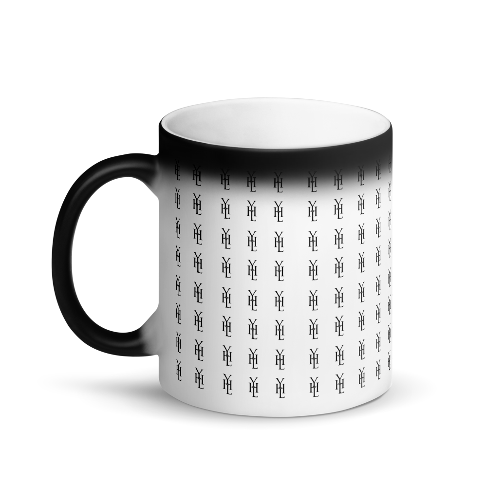Matte Black Magic Mug - YOUHAVELANDED
