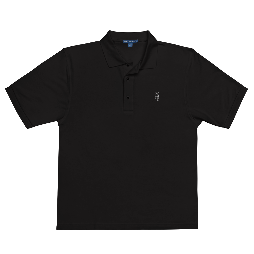 Embroidered YHL Logo Polo Shirt - YOUHAVELANDED