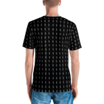 Black All-Over Print T - YOUHAVELANDED