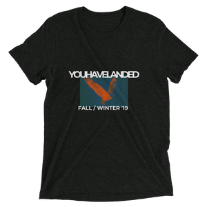 """Born to Fly"" Graphic T - YOUHAVELANDED"