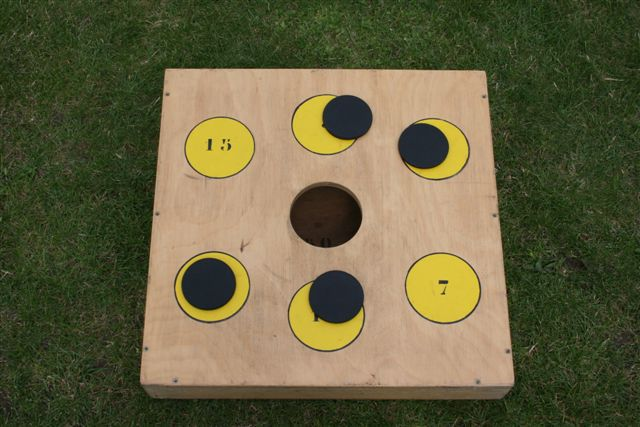 Bord Quoits