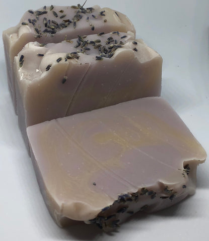 Lavender & Patchouli - bougie-bars-bubbles-co