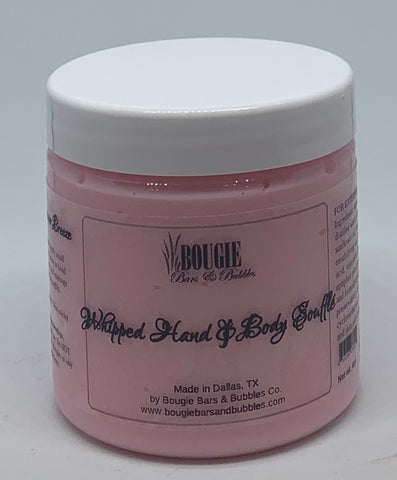 Strawberries & Cream Whipped Hand & Body Souffle