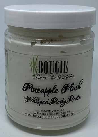 Pineapple Plush Whipped Body Butter