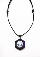 Load image into Gallery viewer, Despina Alien Crystal Necklace