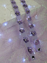 Load image into Gallery viewer, Daisy Chain Choker in Lavender