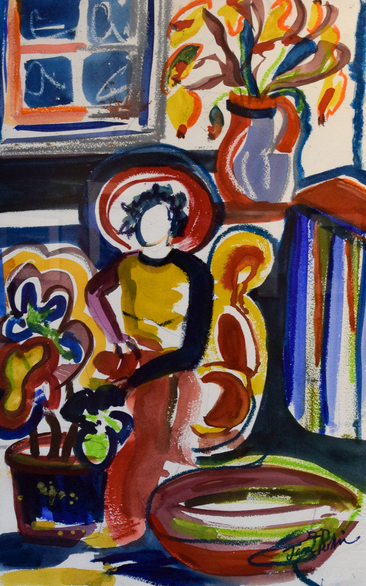 Homage to Matisse