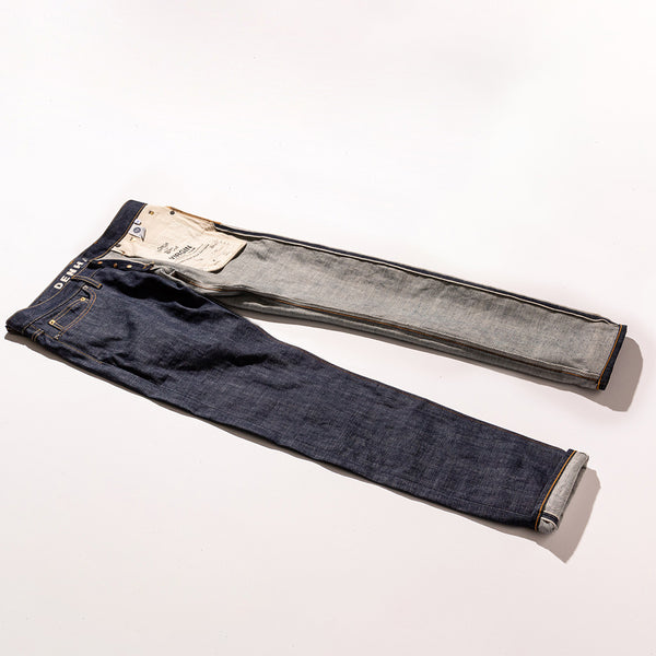 Denham x Grivec Bros. A dream collab for denim lovers.